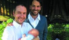 Pappa, latte e asilo nido. La nuova vita di Nicola ed Emanuele.